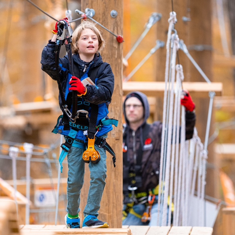 Unplug Your Kids with Outside Activities