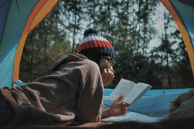 Escape to Adventure Camper Book