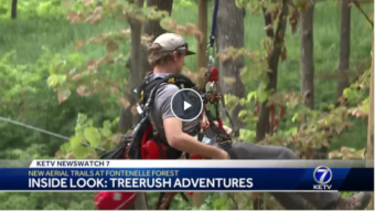 Video - KETV Interview with TreeRush